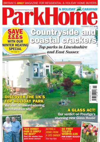 Park Home & Holiday Caravan issue No. 668 Countryside and coastal crackers