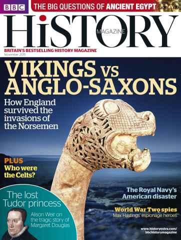 BBC History Magazine issue November 2015