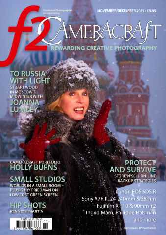 f2 Freelance Photographer issue Nov/Dec 2015