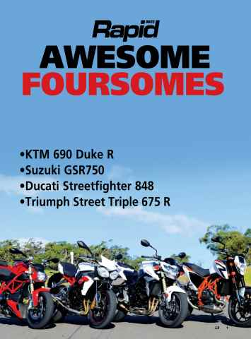 Rapid issue Rapid Specials: Awesome Foursomes