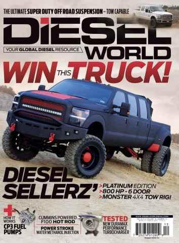Diesel World issue December 2015