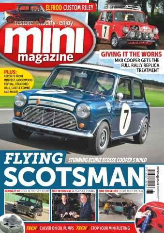 Mini Magazine issue No. 244 Flying Scotsman