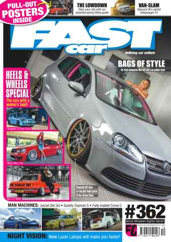 Fast Car issue No. 362 Bags of Style