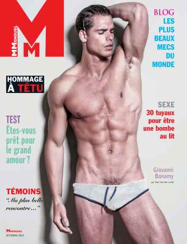MMensuel issue Octobre 2015