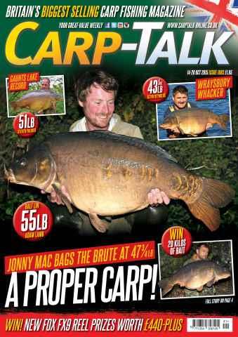 Carp-Talk issue 1093