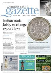 Antiques Trade Gazette issue 2212