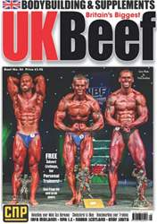 The Beef Magazine issue Issue 84 - November/December