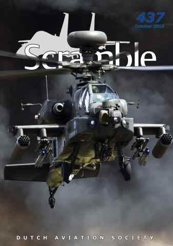 Scramble Magazine issue 437 - October 2015