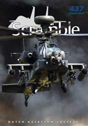 Scramble Magazine issue 437 - October 2015