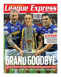 League Express issue 2988