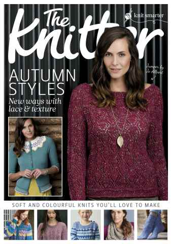 The Knitter issue Issue 90