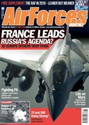 AirForces Monthly issue November 2015