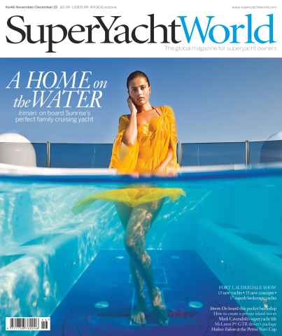 SuperYacht World issue No. 46
