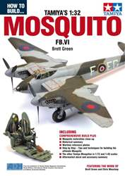 Modellers Reference Library issue Tamiya 1:32 Mosquito