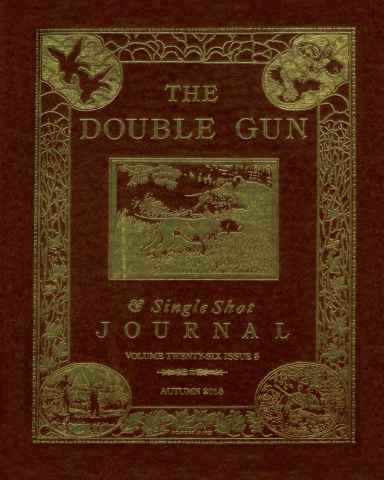 Double Gun and Single Shot issue Autumn 2015