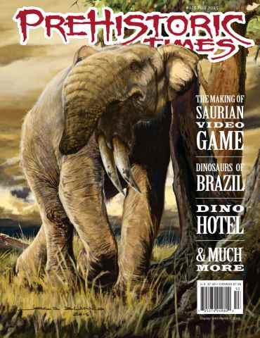 Prehistoric Times issue Fall 2015
