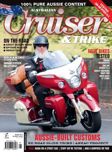 Cruiser & Trike issue Issue#7.4 Sep 2015