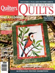 Great Aus Quilts #6 issue Great Aus Quilts #6