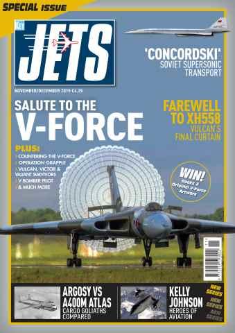 Jets issue November/December 2015