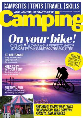 Camping issue November 2015