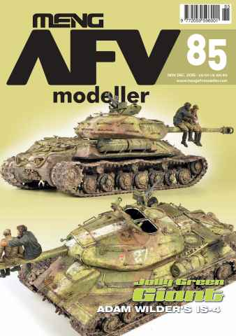 AFV Modeller issue Nov/Dec 2015