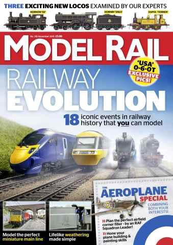 Model Rail issue November 2015