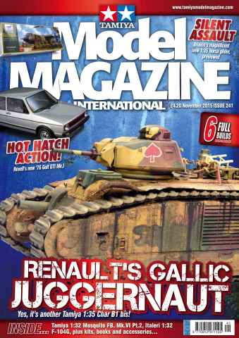 Tamiya Model Magazine issue 241
