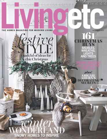 Living Etc issue December 2015