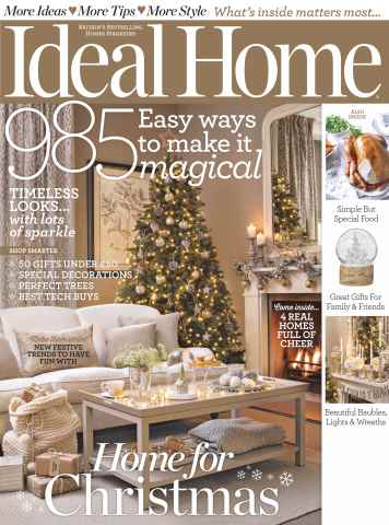 Ideal Home issue December 2015