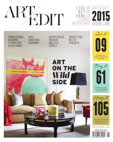 Art Edit issue Oct-Dec 2015