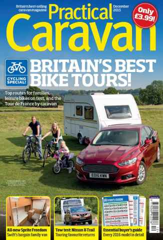 Practical Caravan issue December 2015