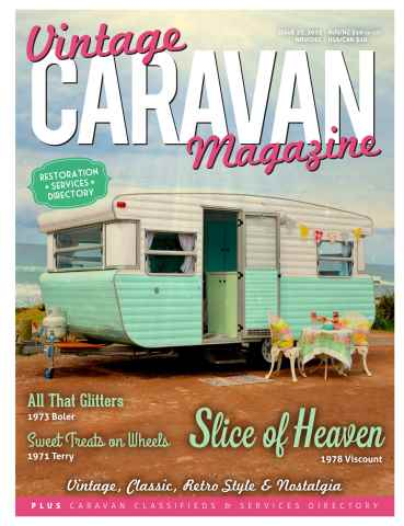 Vintage Caravan Magazine issue Issue 27