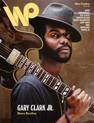 Wax Poetics issue Issue 63 - Gary Clark Jr. / Raury