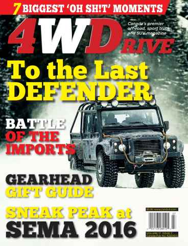 Four Wheel Drive issue Vol 17 Issue 7