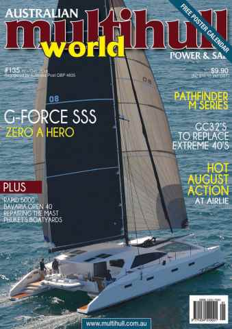 Multihull World issue Multihull World #135