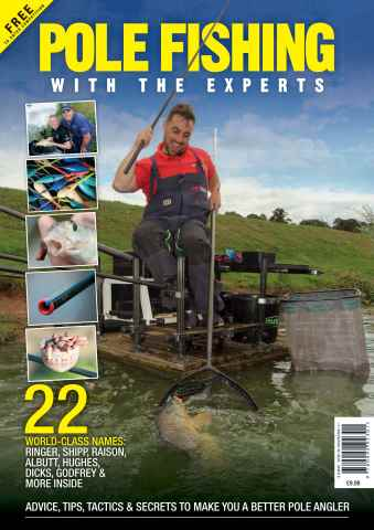 Fishing Reads issue Pole Fishing With the Experts