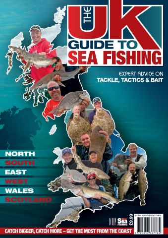 Fishing Reads issue The UK Guide to Sea Fishing