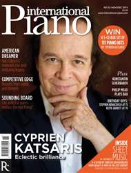 International Piano issue Nov - Dec 2015