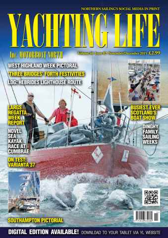 Yachting Life issue November & December 2015