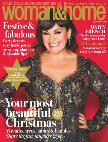 Woman & Home issue December 2015