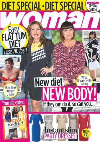 Woman Special Series issue Diet Special 2015