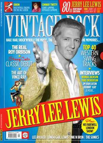 Vintage Rock issue Nov-Dec 2015