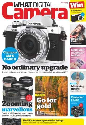 What Digital Camera issue December 2015