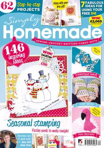 Simply Homemade issue 62