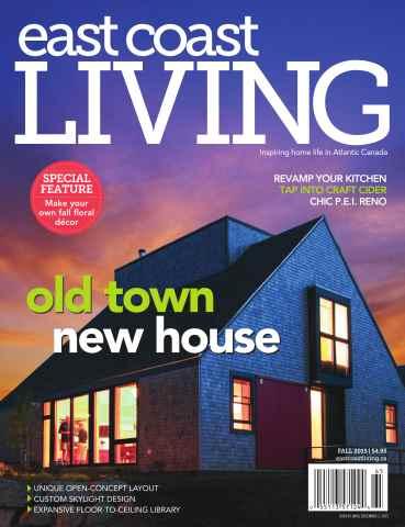 East Coast Living issue Fall 2015