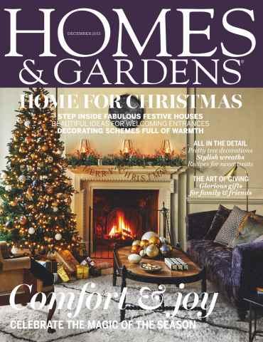Homes & Gardens issue December 2015