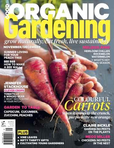 Good Organic Gardening issue Issue#6.4 - 2015