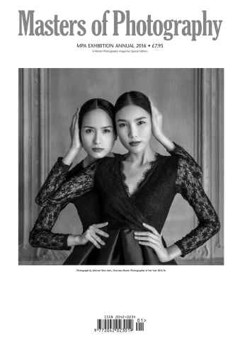 Master Photography issue Awards Annual 2016