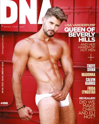 DNA Magazine issue # 190 - Entertainment Issue