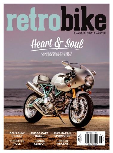 Retro & Classic Bike issue RCBE #20 SPRING 15